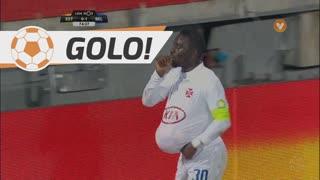 GOLO! Belenenses, Camará aos 75', Estoril Praia 0-1 Belenenses