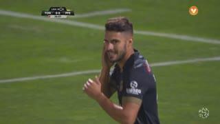 FC P.Ferreira, Jogada, Ricardo Valente aos 37'