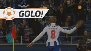 GOLO! FC Porto, Brahimi aos 45', FC Porto 2-0 CD Nacional