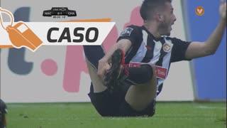 CD Nacional, Caso, Vítor Gonçalves aos 44'