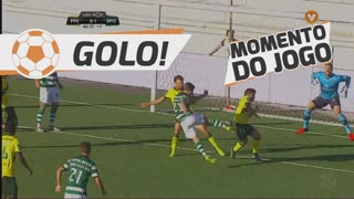 GOLO! Sporting CP, Adrien Silva aos 45', FC P.Ferreira 0-1 Sporting CP