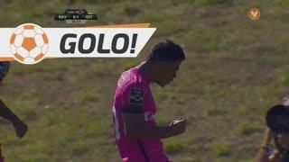 GOLO! Estoril Praia, Matheus Índio aos 16', Rio Ave FC 0-1 Estoril Praia