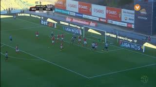 Boavista FC, Jogada, Idris aos 10'