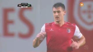 SC Braga, Jogada, Lazar Rosić aos 62'