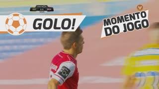 GOLO! SC Braga, Pedro Santos aos 15', Estoril Praia 0-1 SC Braga