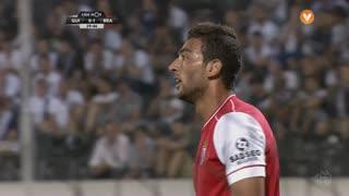 SC Braga, Jogada, Hassan aos 30'