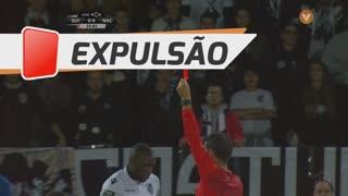 Vitória SC, Expulsão, Marega aos 25'