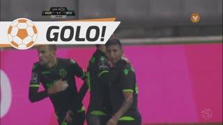 GOLO! Sporting CP, Alan Ruiz aos 40', Moreirense FC 1-1 Sporting CP