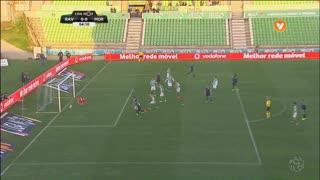 Moreirense FC, Jogada, Cauê aos 3'