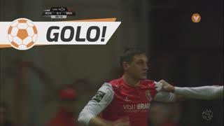 GOLO! SC Braga, N. Stojiljkovi? aos 9', Boavista FC 0-1 SC Braga