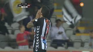 CD Nacional, Jogada, Salvador Agra aos 31'