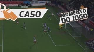 Marítimo M., Caso, Dyego Sousa aos 47'