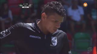 Vitória SC, Jogada, Soares aos 46'
