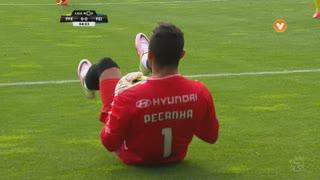 FC P.Ferreira, Jogada, Luiz Phellype aos 4'