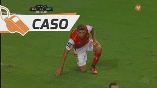 SC Braga, Caso, Hassan aos 35'