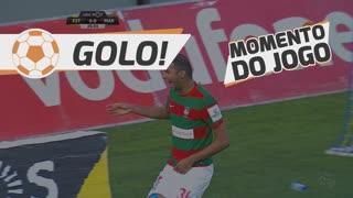 GOLO! Marítimo M., Raul aos 36', Estoril Praia 0-1 Marítimo M.