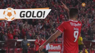 GOLO! SL Benfica, R. Jiménez aos 88', SL Benfica 3-0 Moreirense FC