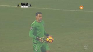 FC Arouca, Jogada, Adilson Goiano aos 40'