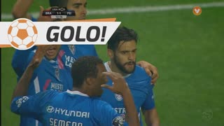 GOLO! CD Feirense, Lazar Rosić (p.b.) aos 13', SC Braga 1-1 CD Feirense