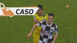 FC Porto, Caso, Corona aos 46'