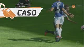 Boavista FC, Caso, A. Bukia aos 45'