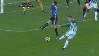 Vitória FC, Jogada, Nuno Santos aos 50'