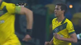 FC P.Ferreira, Jogada, Mateus Silva aos 29'