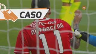 SL Benfica, Caso, K. Mitroglou aos 38'