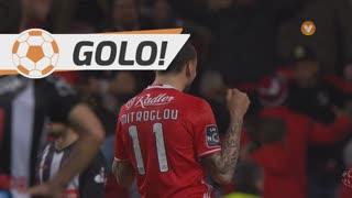 GOLO! SL Benfica, K. Mitroglou aos 81', SL Benfica 3-0 CD Nacional