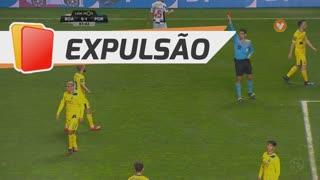 FC Porto, Expulsão, Maxi Pereira aos 82'