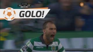 GOLO! Sporting CP, Bas Dost aos 56', Sporting CP 3-0 Moreirense FC