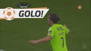 GOLO! Rio Ave FC, Guedes aos 35', FC Porto 1-1 Rio Ave FC