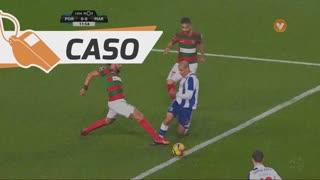 FC Porto, Caso, Maxi Pereira aos 11'