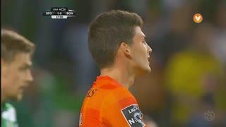 Boavista FC, Jogada, I. Bulos aos 28'