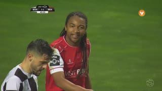 SC Braga, Jogada, Alan aos 43'