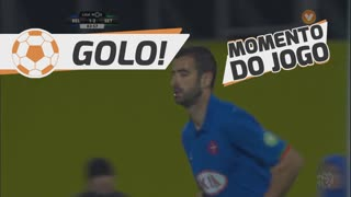 GOLO! Belenenses, Tiago Caeiro aos 84', Belenenses 1-2 Vitória FC