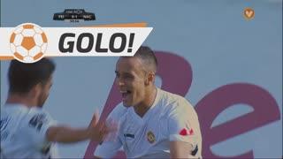 GOLO! CD Nacional, O. Hamzaoui aos 51', CD Feirense 0-2 CD Nacional