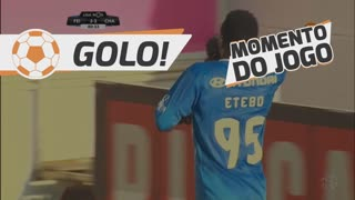 GOLO! CD Feirense, O. Etebo aos 81', CD Feirense 3-2 GD Chaves