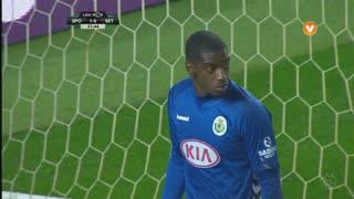 Sporting CP, Jogada, Adrien Silva aos 32'