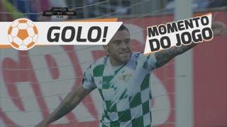 GOLO! Moreirense FC, D. Ramírez aos 15', CD Nacional 0-1 Moreirense FC