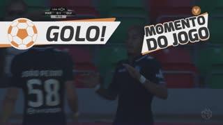 GOLO! Vitória SC, Raphinha aos 19', Marítimo M. 0-1 Vitória SC