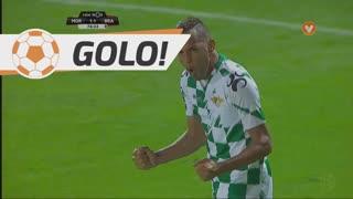 GOLO! Moreirense FC, Nildo Petrolina aos 76', Moreirense FC 1-1 SC Braga