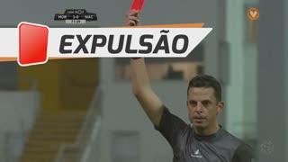 CD Nacional, Expulsão, Tobias Figueiredo aos 72'