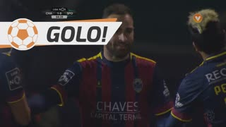GOLO! GD Chaves, Rafael Lopes aos 4', GD Chaves 1-0 Sporting CP