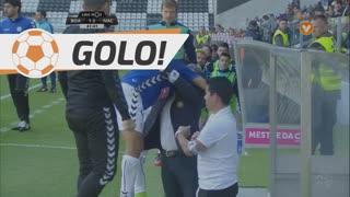 GOLO! CD Nacional, O. Hamzaoui aos 42', Boavista FC 1-2 CD Nacional