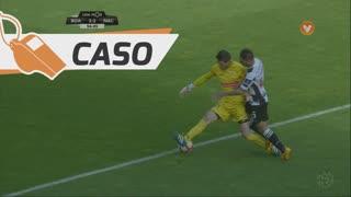Boavista FC, Caso, Iuri Medeiros aos 56'