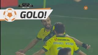 GOLO! FC P.Ferreira, Marco Baixinho aos 18', FC P.Ferreira 1-0 Boavista FC