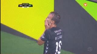 Vitória FC, Jogada, André Claro aos 19'