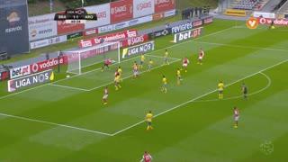 SC Braga, Jogada, Rui Fonte aos 61'