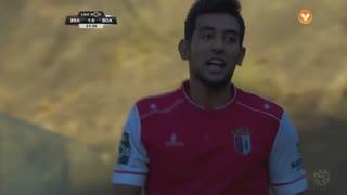 SC Braga, Jogada, Hassan aos 32'